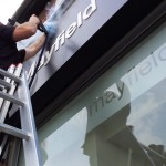 Shop Front Cleaning